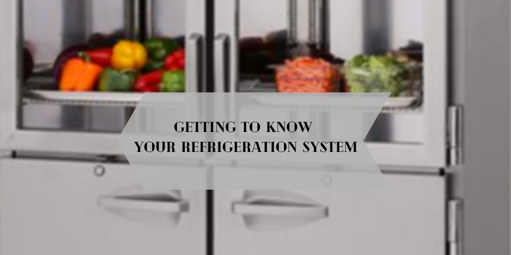 how a refrigeration system works