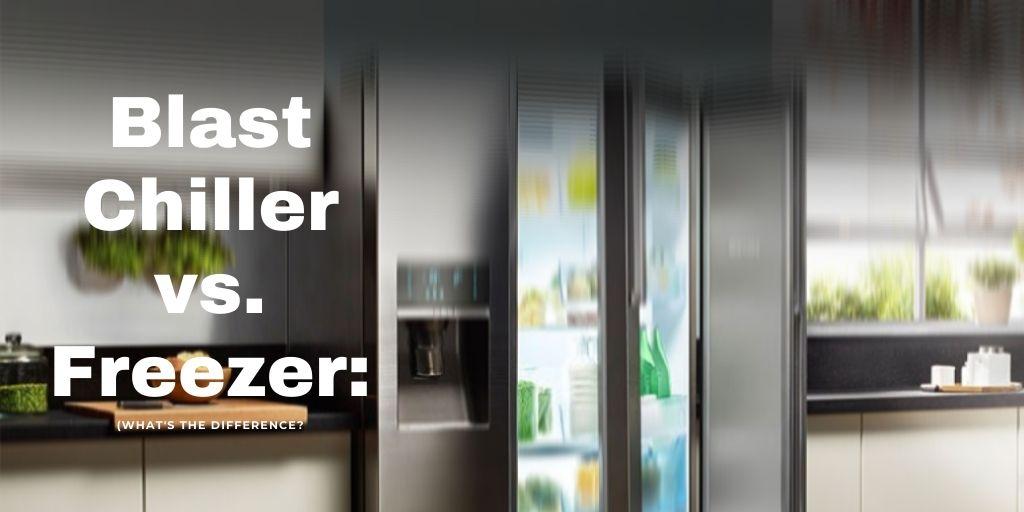 what is a blast freezer
